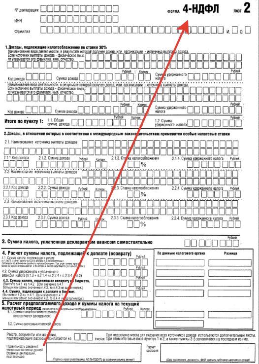 4 ндфл для ип когда сдавать декларацию заявление для регистрации ип в барановичах